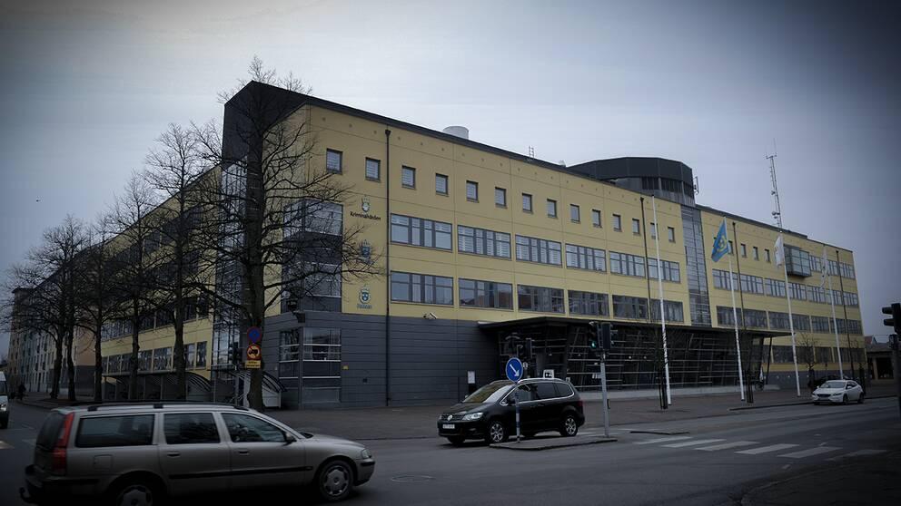 Polishuset i Växjö