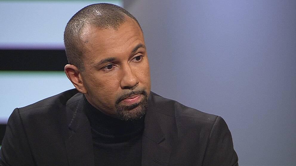 Alex Voronov, politisk chefredaktör på Eskilstuna-Kuriren och Ukrainakännare.