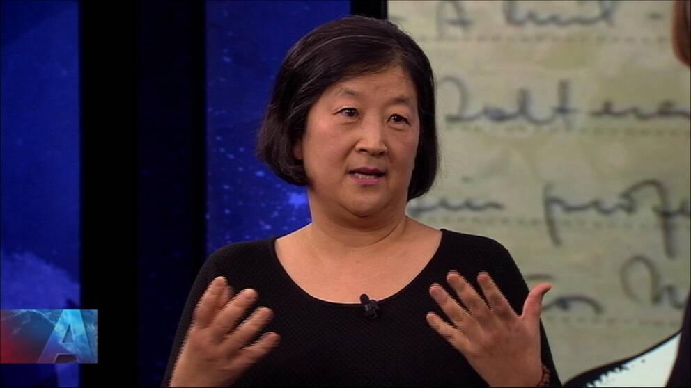 Munhi Westin, psykolog, gästar Aktuellt och tror att ny information om tvivelaktiga adoptionsmetoder från Chile kan ge upphov till psykologiska problem.