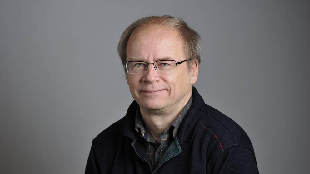 Ett porträtt på mljöpartistiske riksdagsmannen och numera utrikespolitiske talesmannen Valter Mutt.