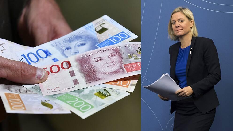 Inkomstklyftorna i Sverige rekordstora