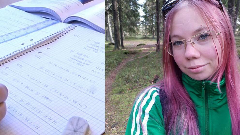 Ellen Bodenhem Östgren är kritisk till att slå ihop högstadieskolorna i Ulricehamn.