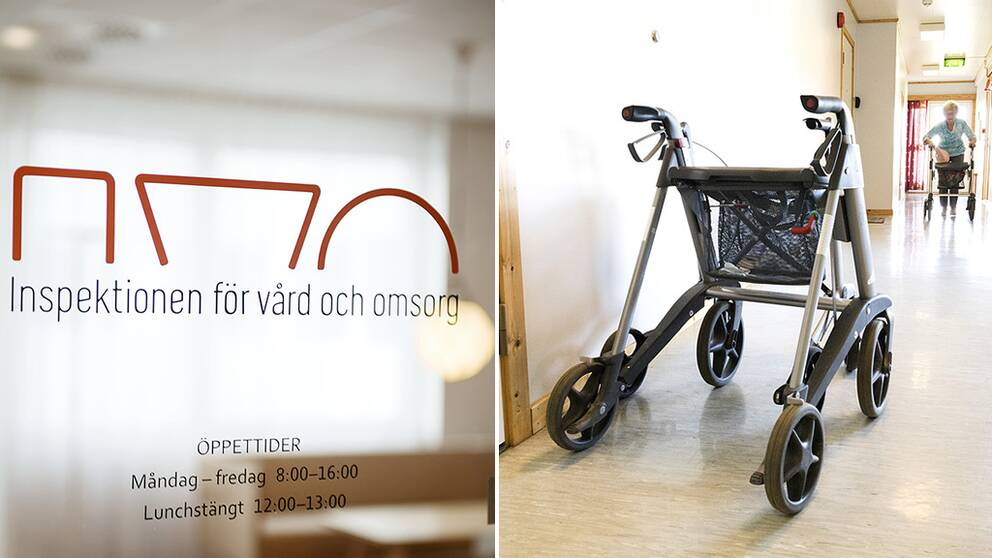 Systembrist enligt Ivo på äldreboende i Södertälje.