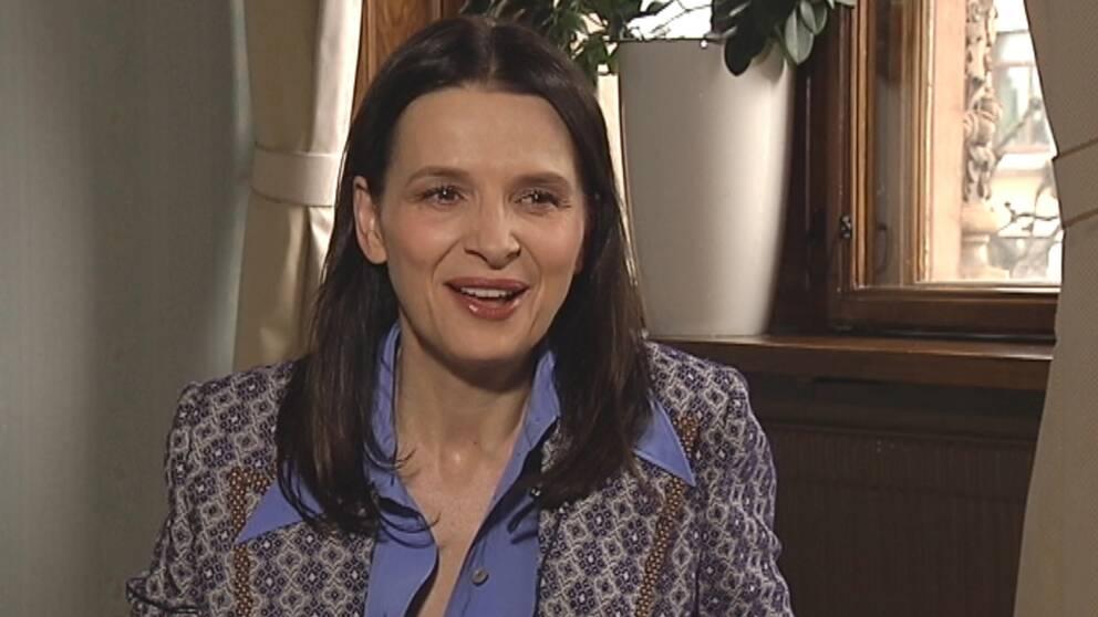 Juliette Binoche årets hederspristagare på Göteborgs filmfestival
