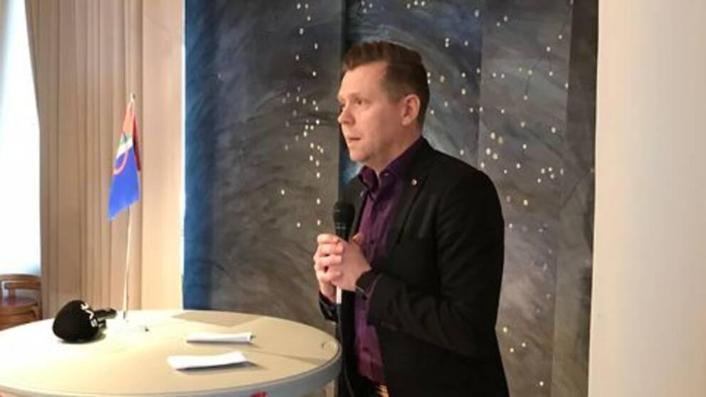 Kommunalråd Per Nylén.