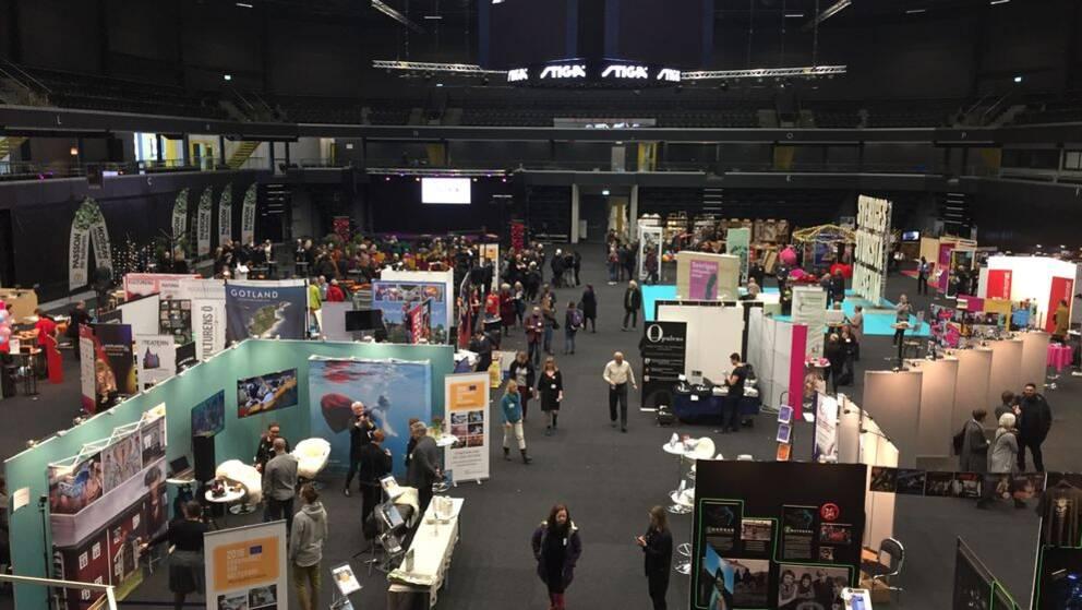 """Konventet """"Folk och kultur"""" drog igång i Eskilstuna."""