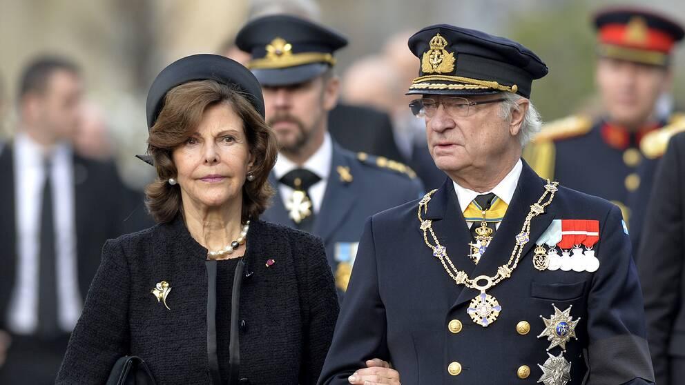 Silvia och Kungen
