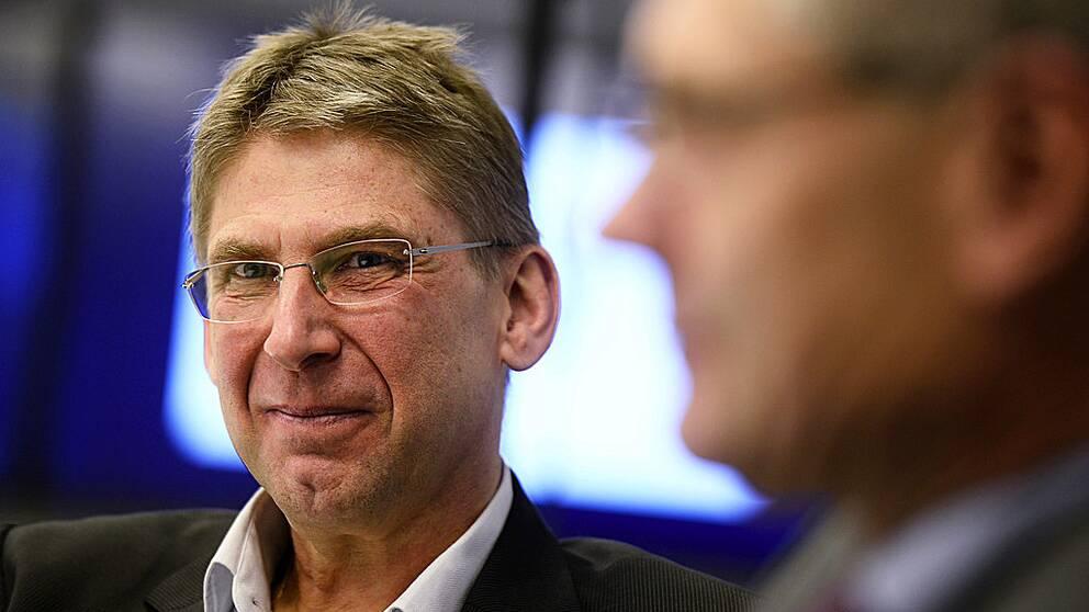 Jan Moström, vd LKAB