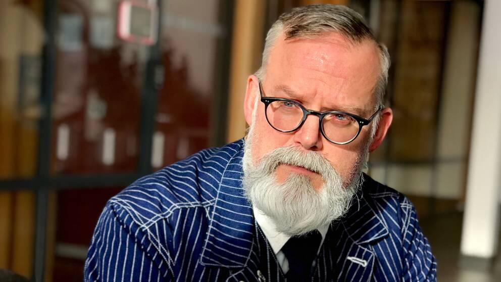 Thomas Backteman, kommunikationschef på Postnord