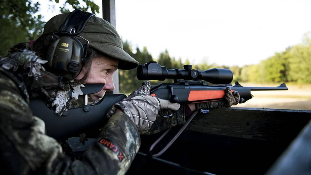 Svenska jägareförbundet ger ut rekommendationer om alternativ till ammunition av bly.