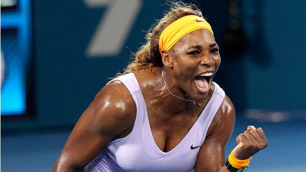 Tennis spelare som dejtar varandra
