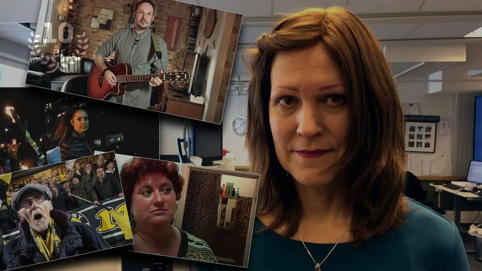 Tf redaktionschef Jenny Lindborg skriver om journalistikens möjligheter.