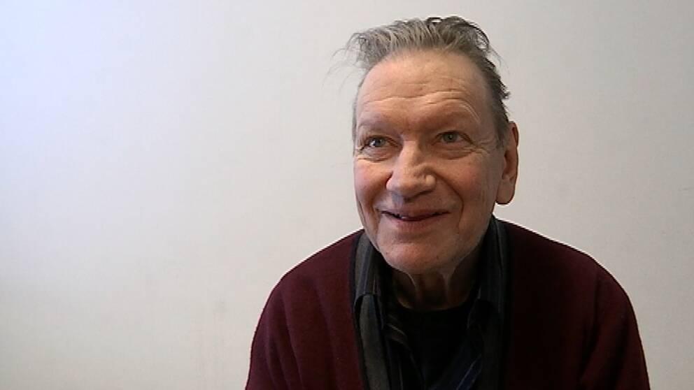 Dan-Göran Lexsell Umeå, hemlös person