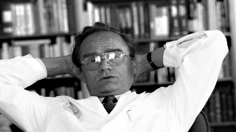 Arne Ljungqvist mötte stort motstånd i dopningsfrågan i början av karriären.