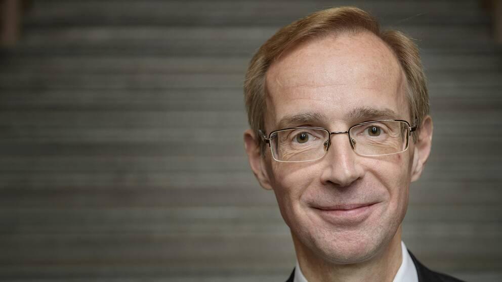 """""""Det är tydligt att det här får konsekvenser för eurozonen"""", säger Robert Bergqvist, chefekonom på SEB."""
