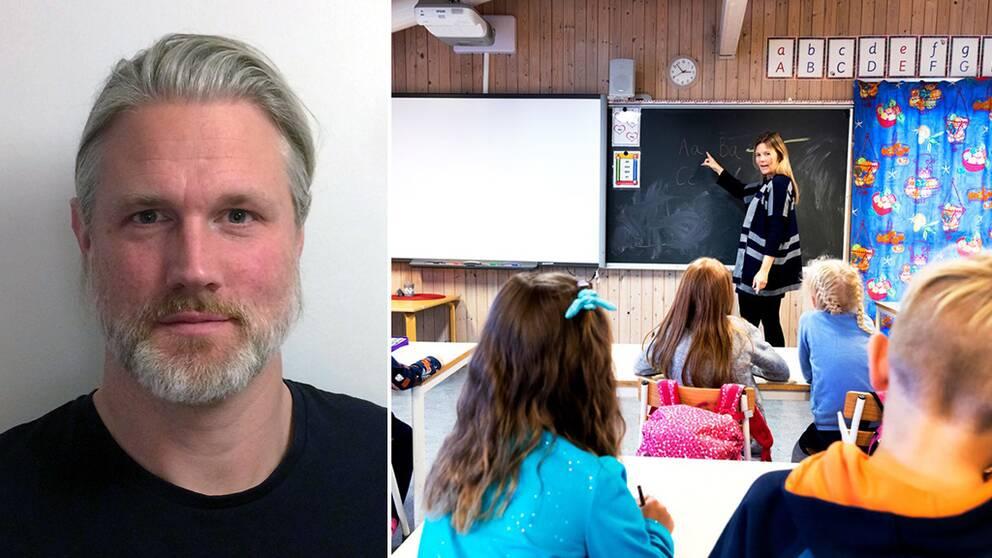 Både flickor och pojkar gynnas i skolan när traditionella könsnormer bryts, enligt ny forskning som bland andra Fredrik Zimmerman i Borås ligger bakom.
