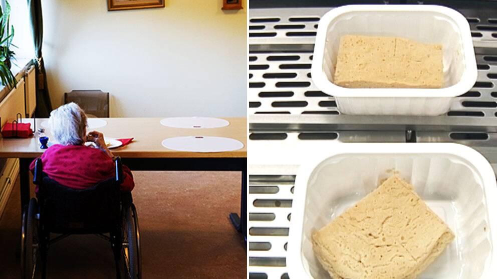 dålig mat på äldreboende