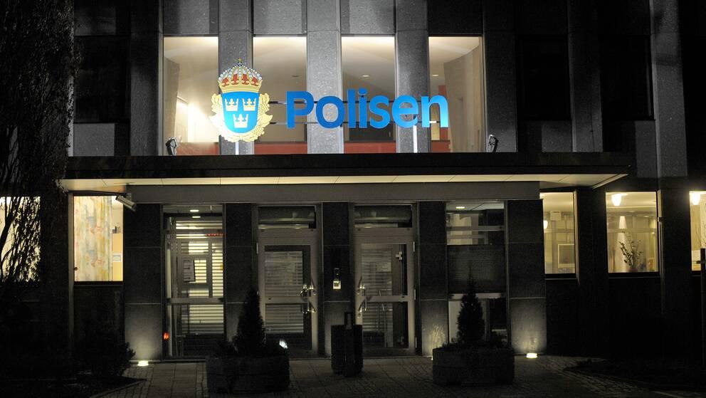 Polishuset i Västerås
