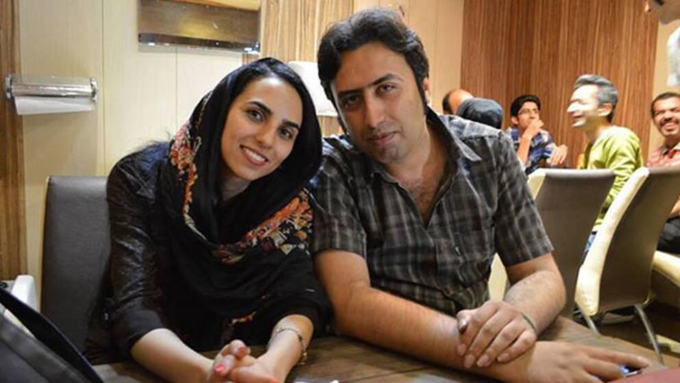 De iranska poeterna Fateme Ekhtesari och Mehdi Moosavi har varit försvunna sedan i början på december. Strax efter jul kom uppgifter om att de befinner sig i det ökända Evin-fängelset i Teheran.