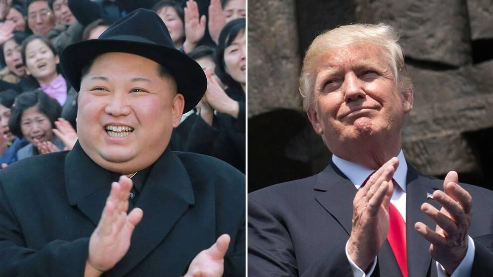 Hoppfulla besked om nedrustning i nordkorea