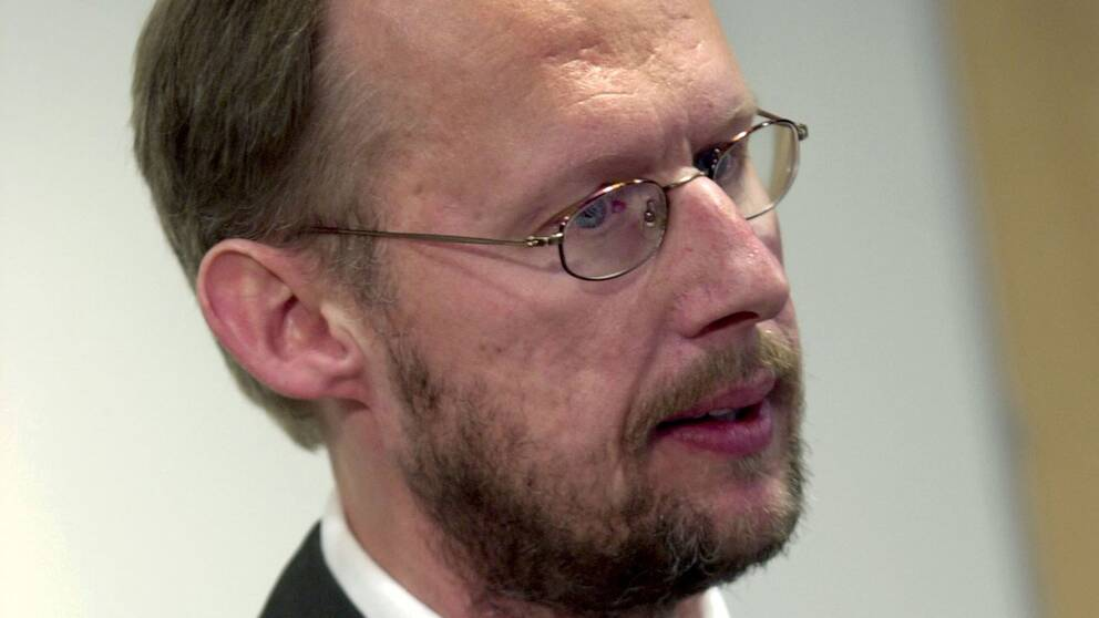 Thomas Jonter, professor i internationella relationer vid Stockholms universitet.