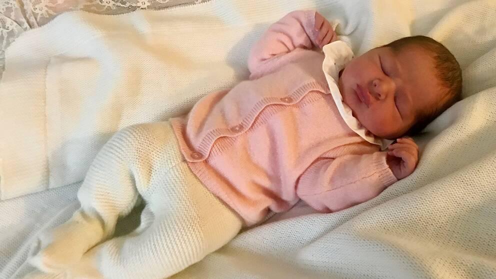 Prinsessan Madeleine och Chris O Neill har fått ännu en dotter  607b9d081dff4