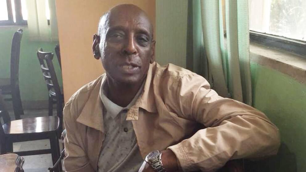 Den svenske hjärtläkaren Fikru Maru har suttit fängslad i Etiopien sedan 2013.