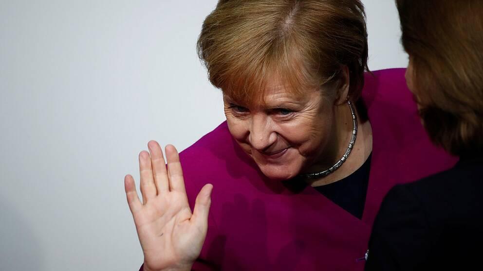 Angela Merkel leder nu sin fjärde regering.