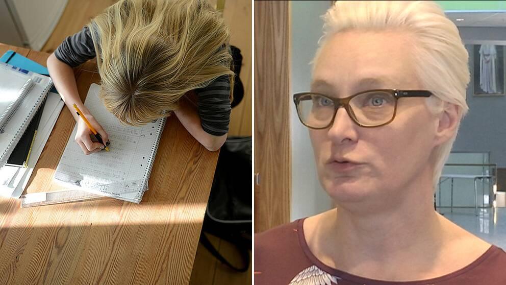 Läxhjälp och Jenny Stanser, Södertälje kommun