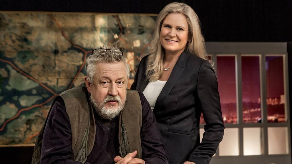 Veckans brott med Leif GW Persson och Camilla Kvartoft.