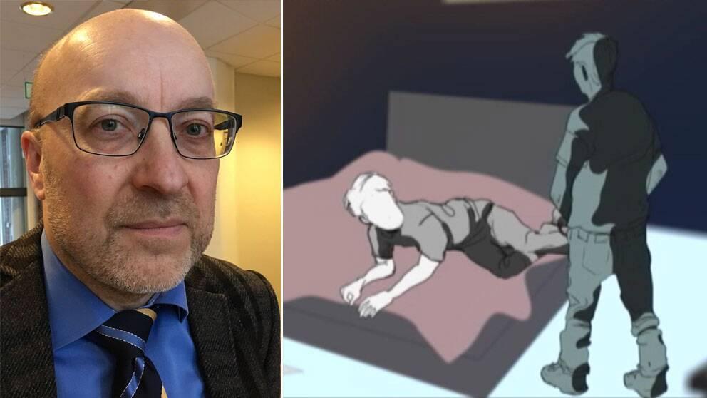 Hovrättsrådet Per-Anders Svensson kan tänka sig att domen blir kritiserad