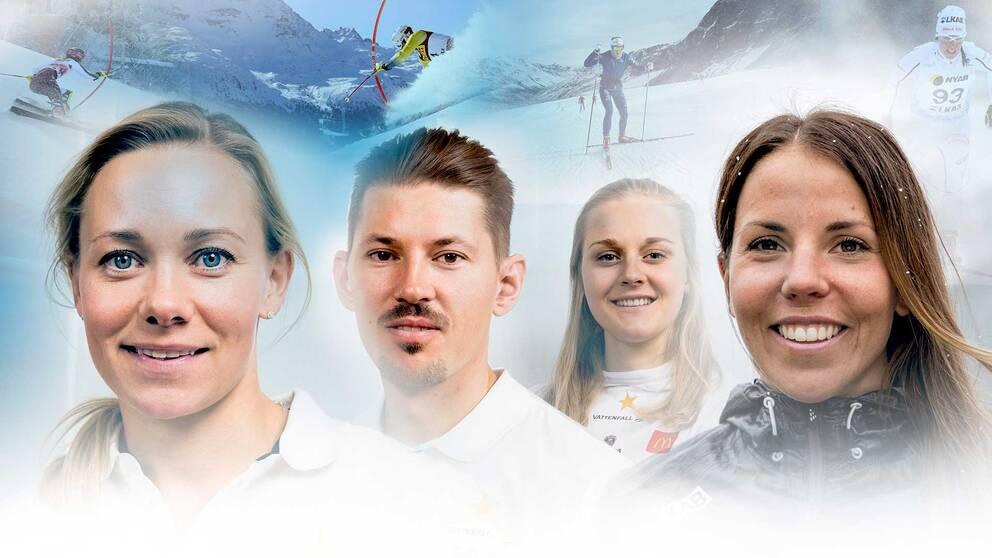Vinterns SM-vecka avgörs i Skellefteå.