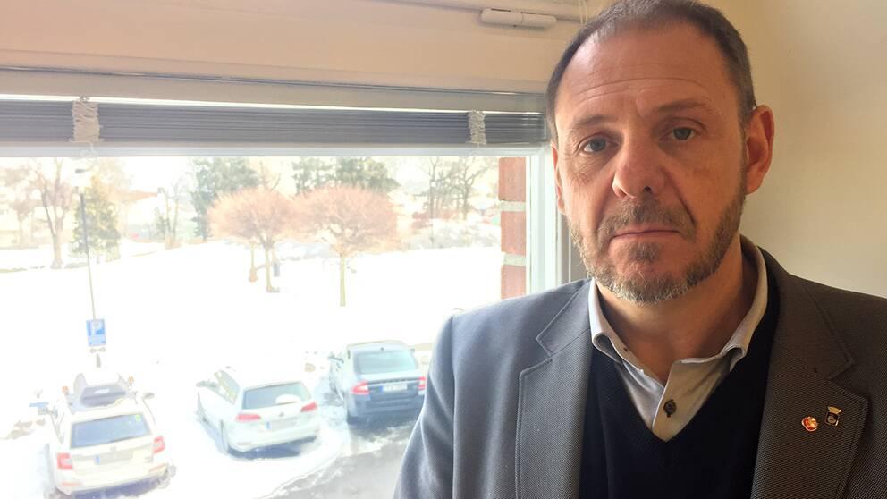 Tomas Kronståhl (S), riksdagsledamot från Västervik.