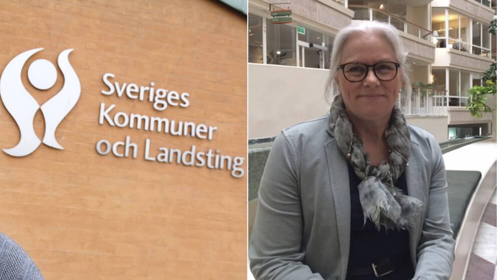 Lotta Andersson Damberg, utredare på Sveriges kommuner och landsting, SKL.