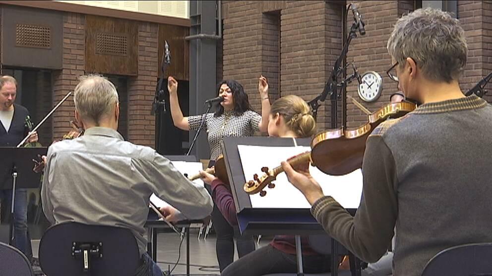 Musica Vitae i samarbete med Tarabband