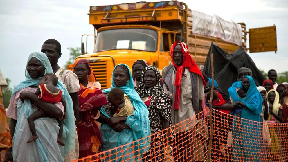 Vad ska polisen gora i sudan