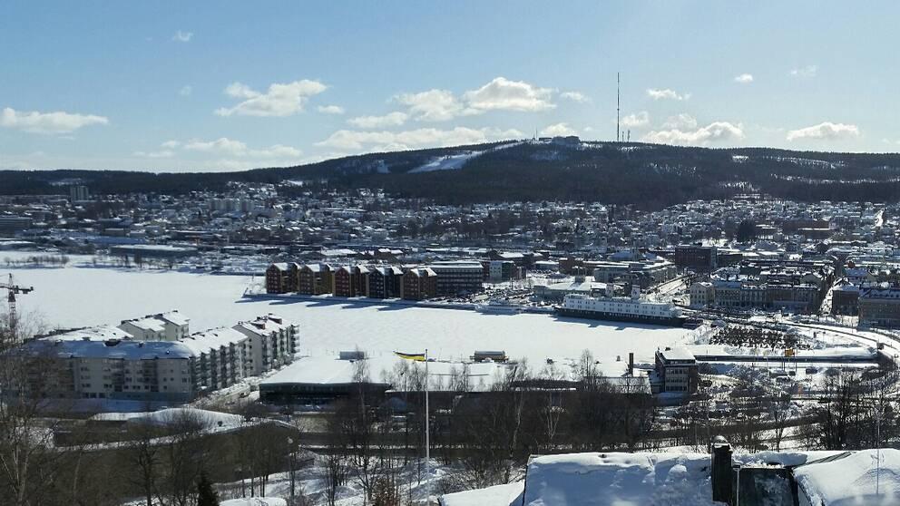 Sundsvall, 19 mars.