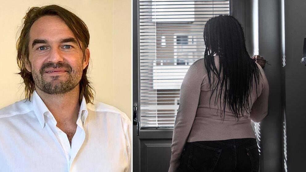 Psykologen Aslak Iversen.