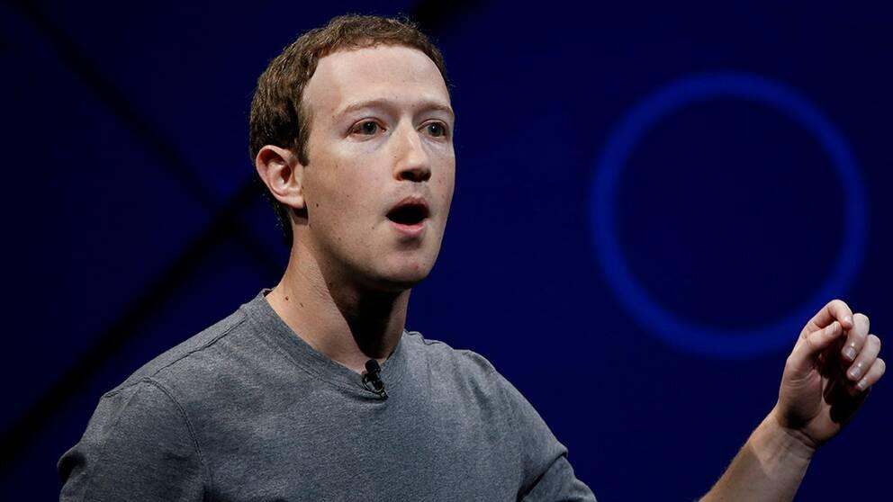 Facebook-vd:n kan vittna i kongressen