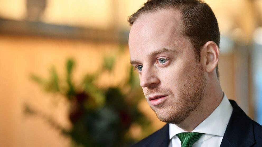 Gustav Kasselstrand är ordförande för det nya partiet Alternativ för Sverige.