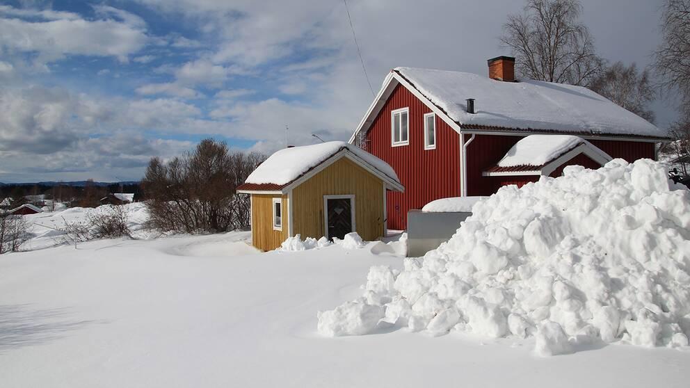 Aspås, Jämtland, 24 mars