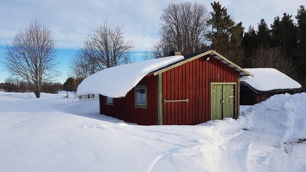 Hackås i Jämtland den 24 mars