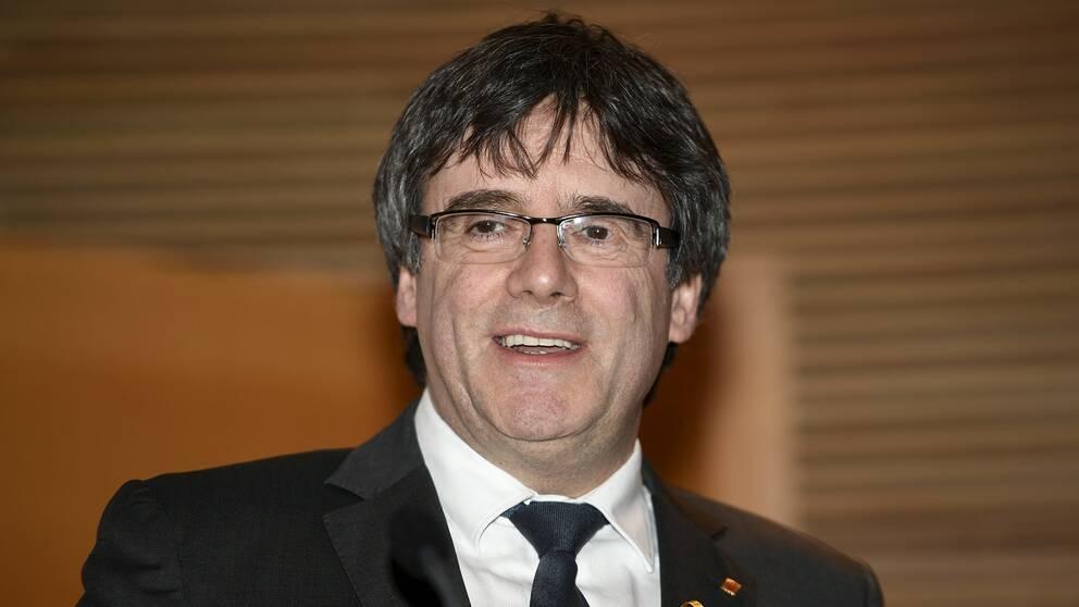 Kataloniens ex-president Carles Puigdemont