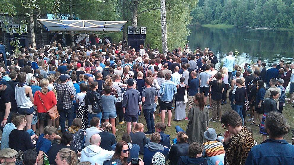 Årets festival i Gangef blir den sista meddelar en av arrangörerna på sociala medier.
