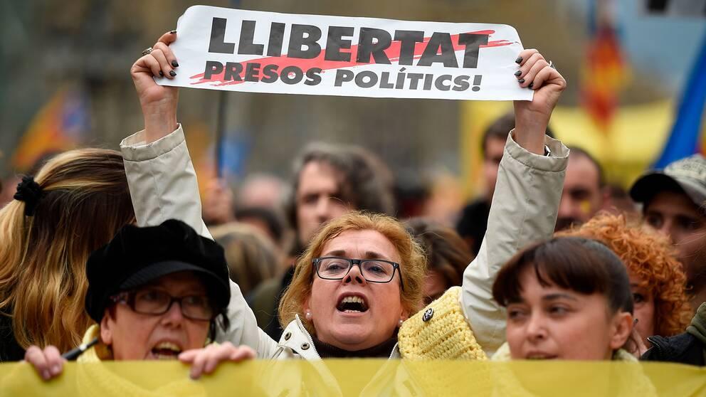 Puigdemont vill komma hem