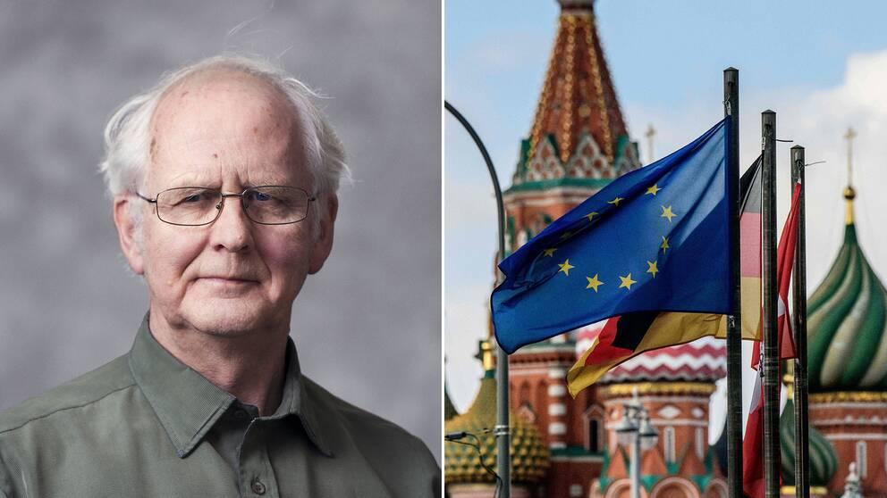 Ingmar Oldberg på Utrikespolitiska Institutet har forskat kring Rysslands utrikespolitik.