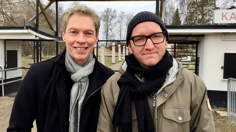 Sid Andersson och Niclas Brandt