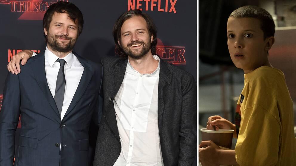 Regissörs-bröderna Ross och Matt Duffer