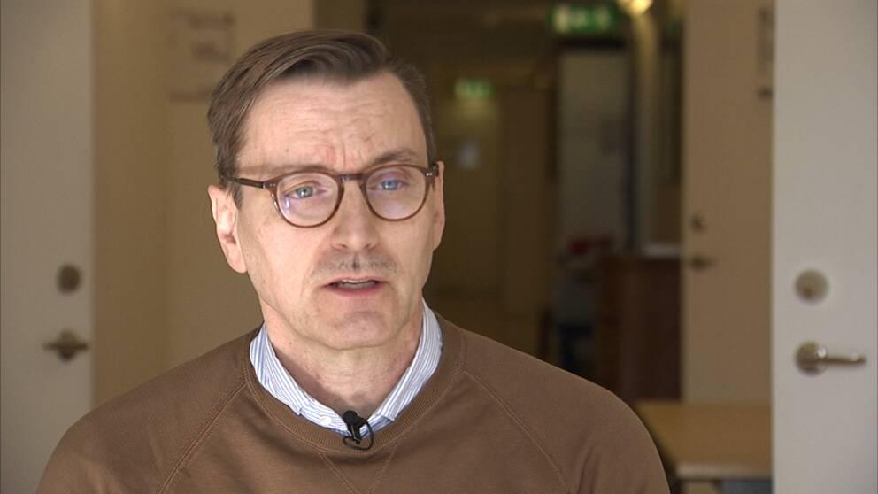 Intervju med verksamhetschefen vid Beroendecentrum på St. Görans sjukhus