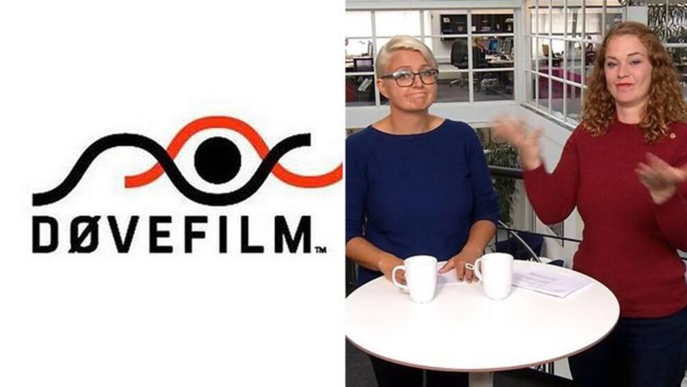 Från och med 3 april 2018 sänder Døvefilm nyheter på danskt teckenspråk varje vardag.